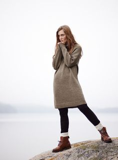 TOAST . women . Oct 2014 . Love a nice snugly jumper dress for autumn. particularly like this biscuit colour