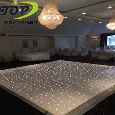 LED dance floor Give your event that WOW factor! Our stunning sparkling starlit LED dance floors are perfect for creating a magical atmosphere! Stage Decorations, Wedding Decorations, Contemporary Home Office Furniture, Dance Floor Lighting, Vinyl Flooring, Rubber Flooring, Laminate Flooring, Led Dance, Dance Floor Wedding