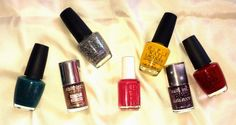 Get your nails summertime ready!!