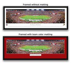 New image - Washington Redskins Fedex Field Football Panoramic Poster