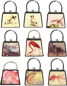 nicelyinroll: Art Bags