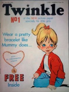 I had this as a little Girl..and then was able to buy it for my daughter...it was such a lovely Comic..with a Cut out doll every week too...