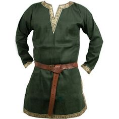 Elsie Park: Medieval Clothing and Musical Instruments