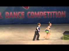 Kayla French and Josh Biehl Two of a Kind|Musical Theater duet| 2012. So cute. Primary Duo age 7-8