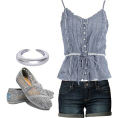 Summer!!!!!!!!, created by fashionlove-636 on Polyvore