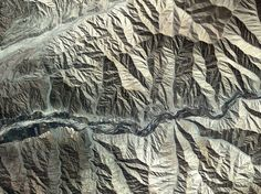 Kompsat-2 Captures Andes Mountains in Peru space wallpaper