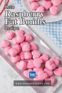 Best Gluten Free Recipes, Good Healthy Recipes, Low Carb Recipes, Sugar Free Snacks, Sugar Free Jello, Keto Desserts, Keto Snacks, Dessert Recipes, Valentine Desserts