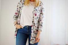 FLOWERS Modezeilen.blogspot.com #fashion #modezeilen #fashionblogger #inspiration #streetstyle #h&m #flowerprint #summer #outfit