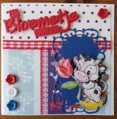 Een bloemetje voor jou naar USA Kids Rugs, Cards, Handmade, Home Decor, Hand Made, Room Decor, Craft, Home Interior Design, Decoration Home