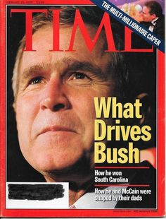 TIME MAGAZINE FEBRUARY 28 2000 2/28/00 WHAT DRIVES GEORGE BUSH Tracy Chapman