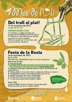 Festa de la Rosta a Piera (novembre 2013)