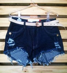 Short Jeans Hot Pants