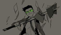 Damian Wayne Batman, Son Of Batman, Demian Wayne, Batfamily Funny, Al Ghul, Bat Boys, Best Duos, Superbat, Jason Todd