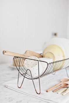 Cute little dish rack  | The Lifestyle Edit                                                                                                                                                      More