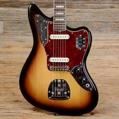 Fender Jaguar Sunburst 1969 (s630)