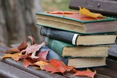 books & autumn