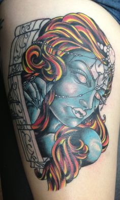 Tattoo I'm doing on my girl