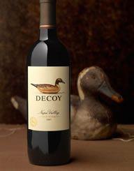 Decoy, Duckhorn Wine Company, Wine Label & Package Design as featured in 99 Bottles of Wine by CF Napa Brand Design www.99bottlesofwine.com