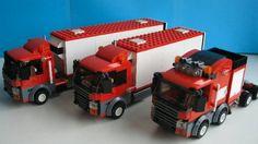 LEGO CITY truck Serie