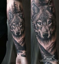 forearm line tattoo men / forearm line tattoo men ; forearm line tattoo men sleeve ; fine line forearm tattoo men ; forearm tattoo men ideas line ; tattoo designs men forearm line Wolf Sleeve, Wolf Tattoo Sleeve, Best Sleeve Tattoos, Tattoo Sleeve Designs, Tattoo Designs Men, Wolf Tattoo Forearm, Forarm Tattoos, Leg Tattoos, Body Art Tattoos