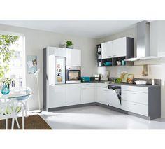 Výsledek obrázku pro design kuchyní Küchen Design, Kitchen Cabinets, Table, Furniture, Home Decor, Products, Environment, Open Shelving, Exhaust Hood