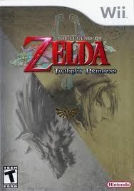 Legend of Zelda Twilight Princess - Wii Game. This is officially my favorite game ever.