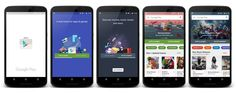 A first look at the Google Play store redesign | The Verge