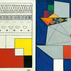 See all the best Italian modernist artworks on display in New York on wmag.com.