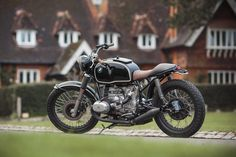 Rasio BMW R80 'Peeler' - The Bike Shed