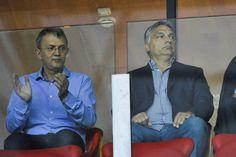 A Miniszterelnök úrnak nem tetszett a debreceni meccs !!444!!!