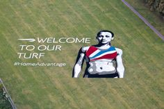 Athlete Jessica Ennis welcomes the world to Heathrow Airport for London 2012 #olympics