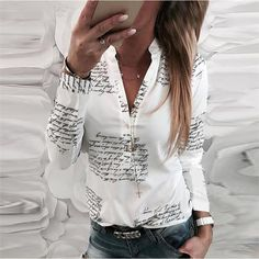 Shop Sexy Trending Tops – Chic Me offers the best women's fashion Tops deals Trend Fashion, Look Fashion, Womens Fashion, Ladies Fashion, Fashion Outfits, Fashion Brands, Fashion Ideas, Fashion Websites, Fashion 2018