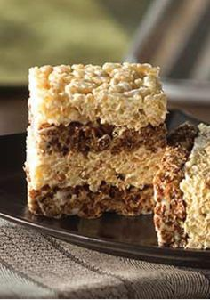 Rice Krispies Cookies & Cream Zebra Treats – The Original Treats & Cocoa Krispies Treats team up with cookies and creamy crumbles in this chocolaty recipe the whole family will love.