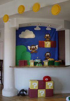 Fiesta estilo Mario Bros.