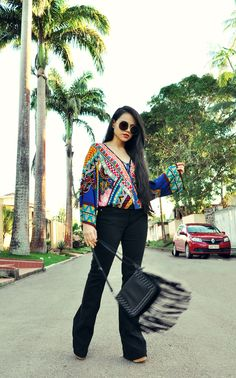 Zebra Trash - Clara Campelo: Look: Lunender