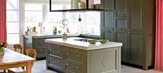 Keuken op maat ≎ The Living Kitchen by Paul van de Kooi ≎ Homepage Spanish Revival, Double Vanity, Kitchen Cabinets, Home Decor, Home, Double Sink Vanity, Interior Design, Spanish Colonial, Home Interior Design