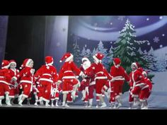 Танец Деда Мороза - YouTube Christmas Dance, Christmas Concert, Christmas Time, Merry Christmas Quotes, Bird Crafts, Jingle Bells, Happy Day, Kids Playing, Christmas Decorations