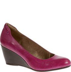 Bella Setti - Women's - Casual Shoes - HW05134-653 | Hushpuppies Magenta Leather