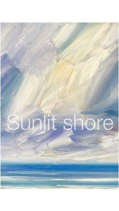 Coastal Art, Coastal Style, Art Paintings For Sale, Original Art For Sale, Seascape Paintings, Beach House Decor, Beach Pictures, Home Interior Design, Canvas Wall Art