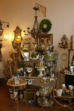 Store Front Display, Booth Displays, Antique Store Display, Shop ...