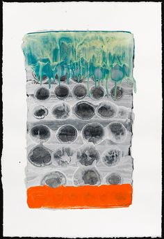 Encaustic paintings by Lynn Basa