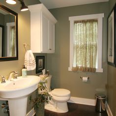 Cabinet Over Toilet Design Ideas, Pictures, Remodel, and Decor