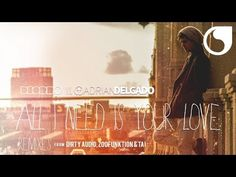 Deorro vs. Adrian Delgado - All I Need Is Your Love (D!RTY AUD!O Remix)