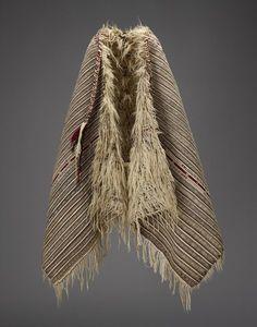 Woman's cape (handira), Berber, Beni Ouarain peoples, early 1990's.