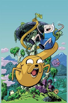 Exclusive Adventure Time Comic Book Cover Exclusive Adventure Time comic book cover by Chris Samnee for Emerald City Comicon Published by BOOM! Exclusive Adventure Time comic book cover by Chris Samnee for Emerald City Comicon Published by BOOM! Adventure Time Tattoo, Adventure Time Finn, Tatuagem Adventure Time, Adventure Time Comics, Cartoon Cartoon, Cartoon Shows, Abenteuerzeit Mit Finn Und Jake, Finn Jake, Cartoon Network