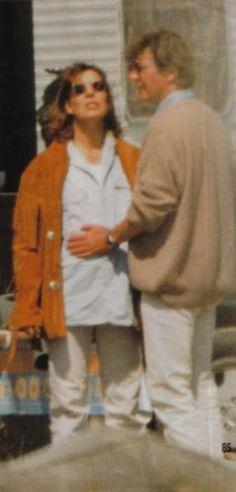 Pregnant Caroline with Ernst August