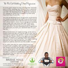 The FitLab Wedding Dress Programme
