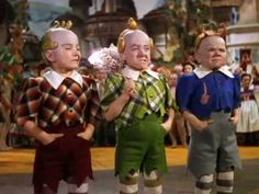 The Wizard Of Oz ~ A Munchkin Welcome