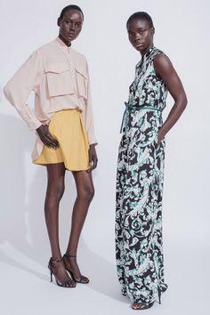 Ajak Deng x Jeneil Williams for Tome resort ss15