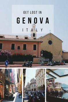 Get lost in GENOVA - InBetweenPictures.com